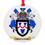 MacCormack Round Ornament