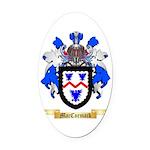 MacCormack Oval Car Magnet