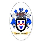 MacCormack Sticker (Oval 10 pk)