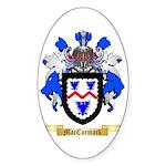 MacCormack Sticker (Oval 50 pk)