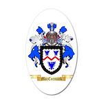 MacCormack 20x12 Oval Wall Decal