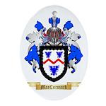 MacCormack Ornament (Oval)