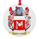 MacCorkle Round Ornament
