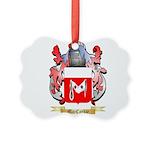 MacCorkle Picture Ornament