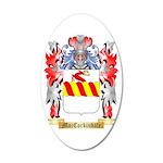 MacCorkindale 35x21 Oval Wall Decal