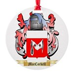 MacCorkell Round Ornament