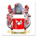 MacCorkell Square Car Magnet 3