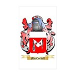 MacCorkell Sticker (Rectangle 10 pk)