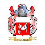 MacCorkell Small Poster