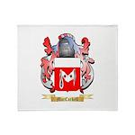 MacCorkell Throw Blanket