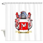 MacCorkell Shower Curtain