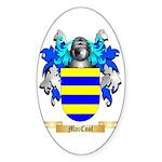 MacCool Sticker (Oval 10 pk)