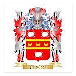 MacCook Square Car Magnet 3