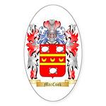 MacCook Sticker (Oval 10 pk)