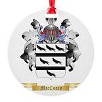 MacCooey Round Ornament