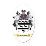 MacCooey Oval Car Magnet