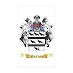 MacCooey Sticker (Rectangle 50 pk)