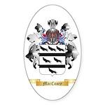 MacCooey Sticker (Oval 10 pk)