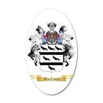 MacCooey 35x21 Oval Wall Decal