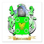 MacConville Square Car Magnet 3