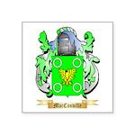 MacConville Square Sticker 3