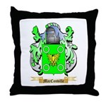 MacConville Throw Pillow