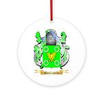 MacConville Ornament (Round)