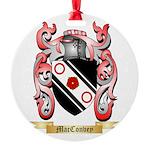 MacConvey Round Ornament