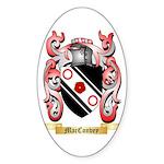 MacConvey Sticker (Oval)