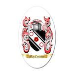 MacConvery 20x12 Oval Wall Decal