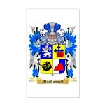 MacConnell 35x21 Wall Decal