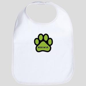 Animal Rescue (green) Bib