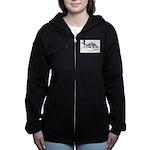 Therapsid Skeleton Women's Zip Hoodie