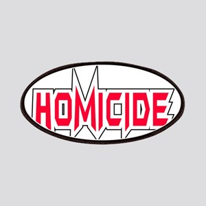 Homicide Energy Drink Patch