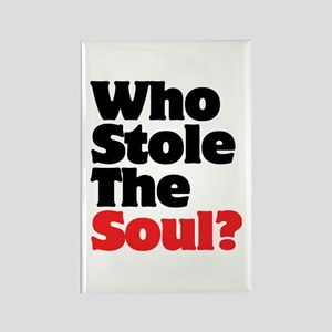 Who Stole The Soul? Magnets