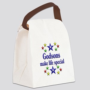 Godsons are Special Canvas Lunch Bag