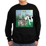 Timmys Cow Sweatshirt (dark)