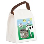 Timmys Cow Canvas Lunch Bag