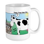 Timmys Cow Large Mug