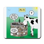 Timmys Cow Mousepad
