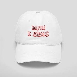 Hampton is awesome Cap