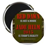 Reddawn Jadehelm Magnets