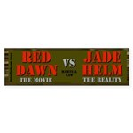 Jadehelm3 Bumper Sticker 50 Pk