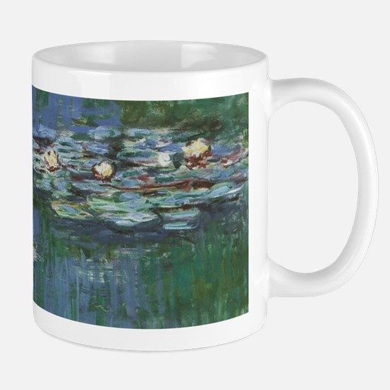 Waterlilies by Claude Monet Mugs