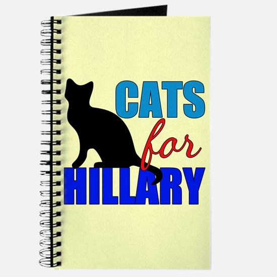 Cats for Hillary Journal
