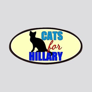 Cats for Hillary Patch