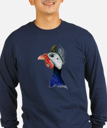 Guinea Head Long Sleeve T-Shirt