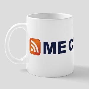 FEED ME COFFEE! Geek Mug
