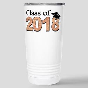 Class of 2018 Glitter Mugs