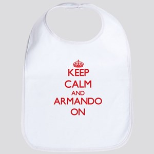 Keep Calm and Armando ON Bib